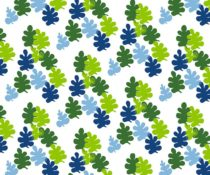 Naturmaterial: HAPPY LEAVES