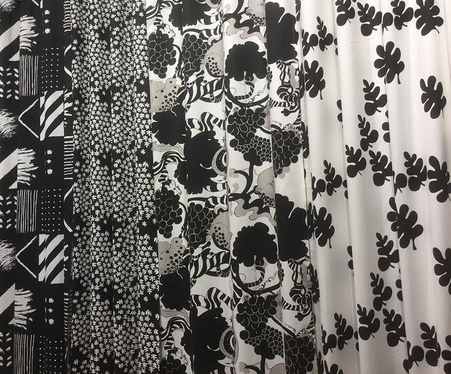 retro fabric designs